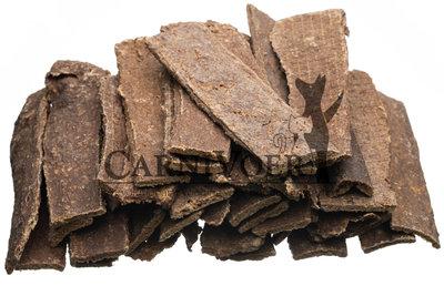 Carnivoer Konijnenvlees strips - 125 gram