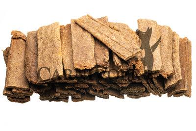 Carnivoer Kangoeroevlees strips - 125 gram