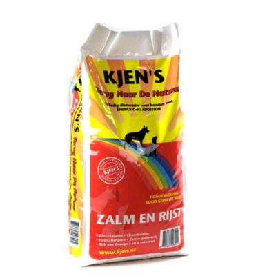 KJEN's Zalm en Rijst - 15kg