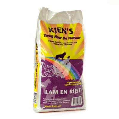 KJEN's Lam en Rijst - 15kg