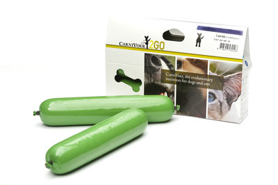 CarniVoer2GO Lam (2x 400 gram)