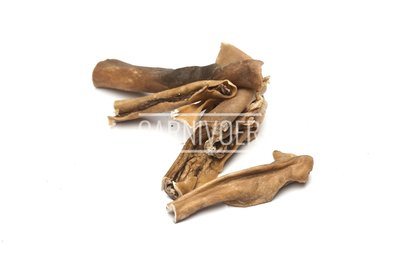 Carnivoer Paardenkophuid - 200 gram
