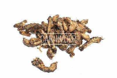Carnivoer Kippennekken - 250 gram