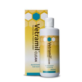 Vetramil Spoelvloeistof Clean 250 ml