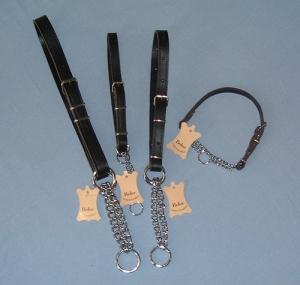Halfslip halsband