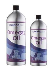 IcelandPets Omega-3 olie