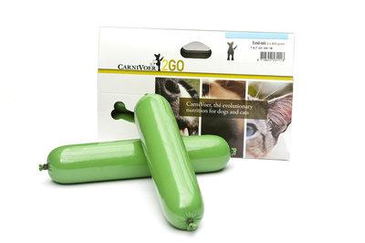 CarniVoer2GO Eend (2x 400 gram)
