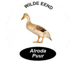 Alroda Puur Wilde Eend (245 gram)